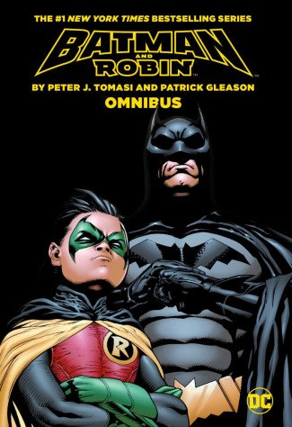 BATMAN AND ROBIN BY TOMASI AND GLEASON OMNIBUS HARDCOVER (NEW PRINTING)