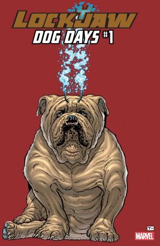LOCKJAW DOG DAYS GRAPHIC NOVEL