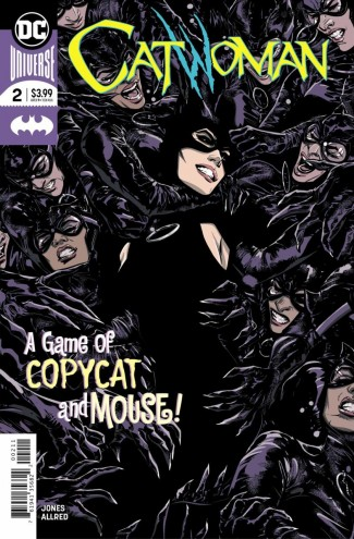 CATWOMAN #2 (2018 SERIES)