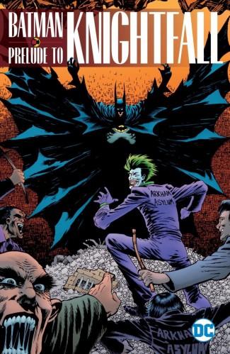 BATMAN PRELUDE TO KNIGHTFALL GRAPHIC NOVEL