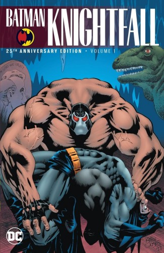 BATMAN KNIGHTFALL VOLUME 1 25TH ANNIVERSARY EDITION GRAPHIC NOVEL