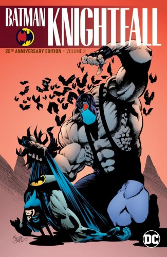 BATMAN KNIGHTFALL VOLUME 2 25TH ANNIVERSARY EDITION GRAPHIC NOVEL
