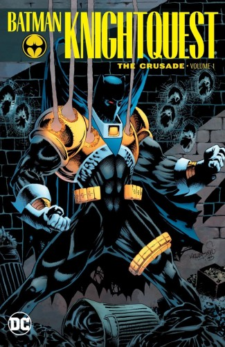 BATMAN KNIGHTQUEST THE CRUSADE VOLUME 1 GRAPHIC NOVEL