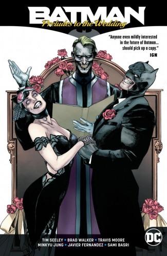 BATMAN PRELUDES TO THE WEDDING GRAPHIC NOVEL
