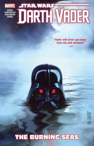 STAR WARS DARTH VADER DARK LORD SITH VOLUME 3 BURNING SEAS GRAPHIC NOVEL