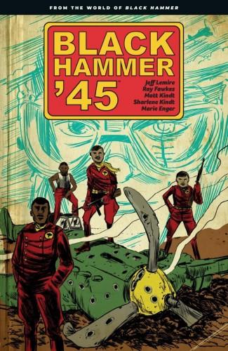 BLACK HAMMER 45 WORLD OF BLACK HAMMER VOLUME 1 GRAPHIC NOVEL
