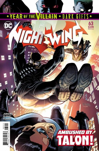 NIGHTWING #63 (2016 SERIES)