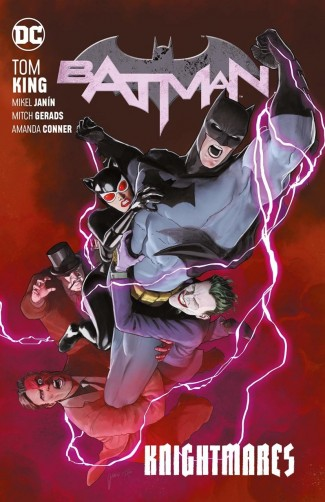 BATMAN VOLUME 10 KNIGHTMARES GRAPHIC NOVEL