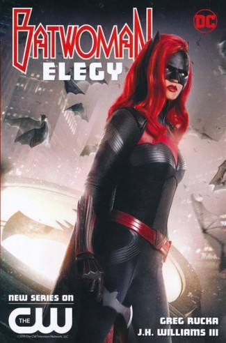 BATWOMAN ELEGY GRAPHIC NOVEL (NEW EDITION)