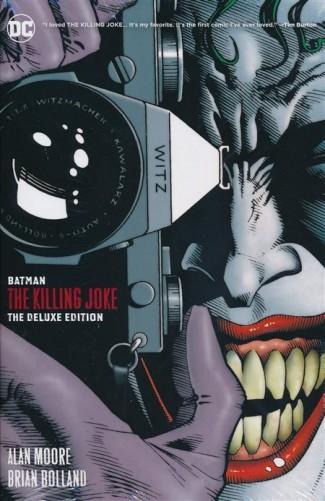 BATMAN THE KILLING JOKE HARDCOVER (NEW EDITION)