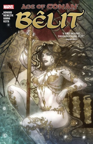AGE OF CONAN BELIT QUEEN OF BLACK COAST GRAPHIC NOVEL