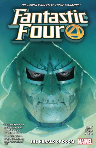 FANTASTIC FOUR VOLUME 3 HERALD OF DOOM GRAPHIC NOVEL