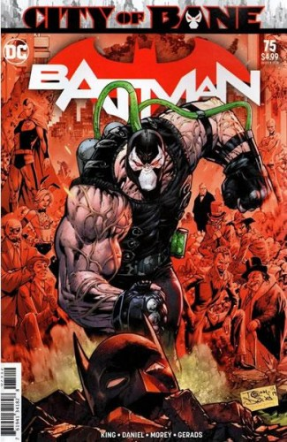 BATMAN #75 (2016 SERIES) 2ND PRINTING