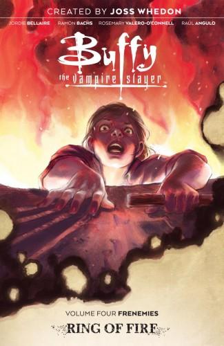 BUFFY THE VAMPIRE SLAYER VOLUME 4 GRAPHIC NOVEL