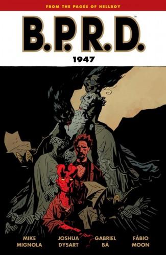 BPRD VOLUME 13 1947 GRAPHIC NOVEL