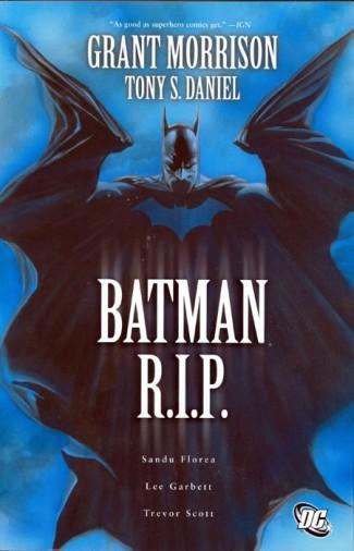 BATMAN RIP GRAPHIC NOVEL