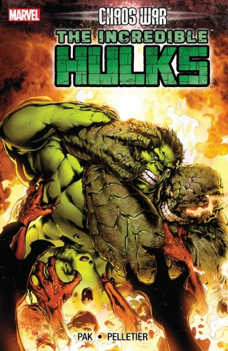 CHAOS WAR INCREDIBLE HULKS GRAPHIC NOVEL