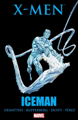 X-MEN ICEMAN HARDCOVER