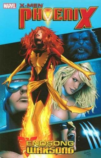 X-MEN PHOENIX ENDSONG WARSONG ULTIMATE COLLECTION GRAPHIC NOVEL