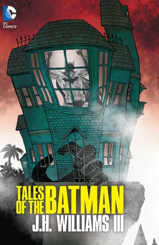 Tales of the Batman J H Williams III Hardcover