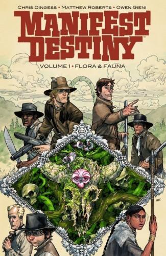 MANIFEST DESTINY VOLUME 1 FLORA AND FAUNA GRAPHIC NOVEL