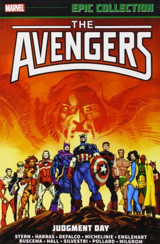 AVENGERS EPIC COLLECTION JUDGMENT DAY GRAPHIC NOVEL