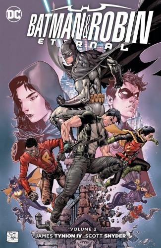 BATMAN AND ROBIN ETERNAL VOLUME 2 GRAPHIC NOVEL
