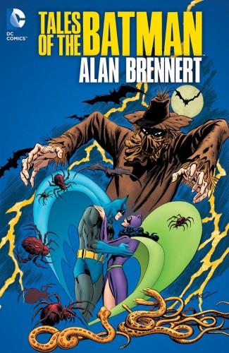 TALES OF THE BATMAN ALAN BRENNERT HARDCOVER