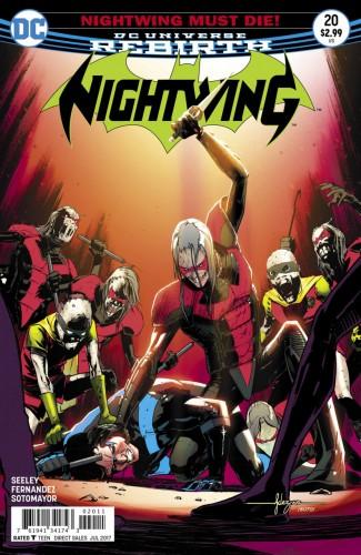 NIGHTWING #20 (2016 SERIES)