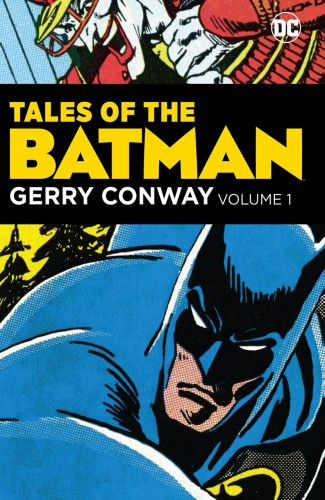 TALES OF THE BATMAN GERRY CONWAY VOLUME 1 HARDCOVER