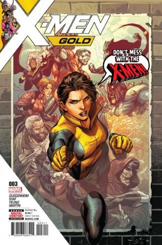 X-MEN GOLD #3