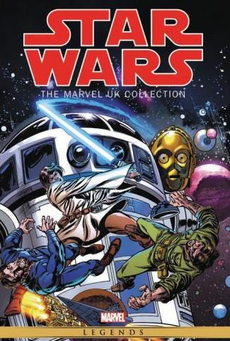 STAR WARS MARVEL UK OMNIBUS HARDCOVER