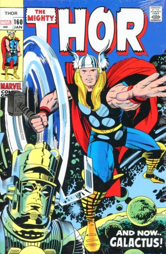 MIGHTY THOR OMNIBUS HARDCOVER VOLUME 3 DM KIRBY VARIANT EDITION