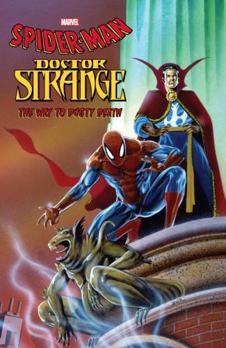 SPIDER-MAN DOCTOR STRANGE WAY TO DUSTY DEATH GRAPHIC NOVEL