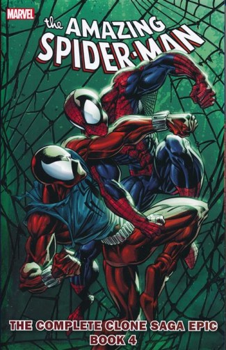 SPIDER-MAN COMPLETE CLONE SAGA EPIC BOOK 4 GRAPHIC NOVEL