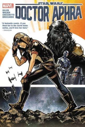 STAR WARS DOCTOR APHRA  VOLUME 1 HARDCOVER