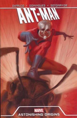 ANT-MAN ASTONISHING ORIGINS GRAPHIC NOVEL