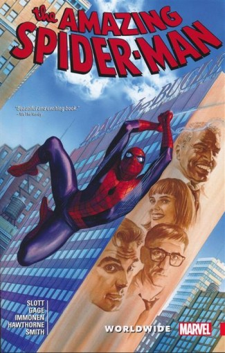 AMAZING SPIDER-MAN WORLDWIDE VOLUME 8 GRAPHIC NOVEL