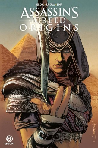 ASSASSINS CREED ORIGINS GRAPHIC NOVEL