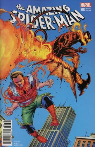AMAZING SPIDER-MAN #800 CASSADAY VARIANT