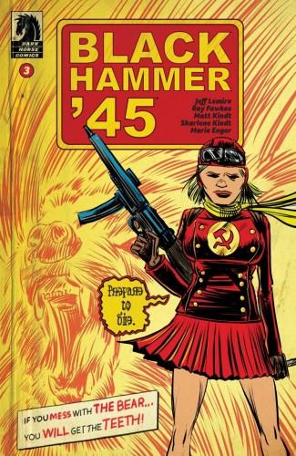 BLACK HAMMER 45 FROM WORLD OF BLACK HAMMER #3