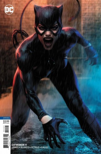 CATWOMAN #11 (2018 SERIES) VARIANT