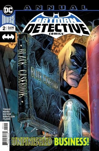 DETECTIVE COMICS ANNUAL #2 (2016 SERIES)