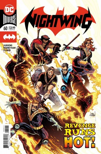 NIGHTWING #60 (2016 SERIES)