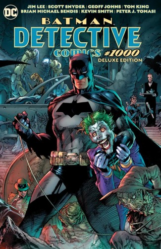DETECTIVE COMICS #1000 DELUXE EDITION HARDCOVER