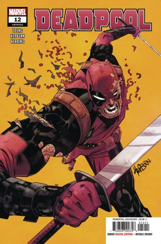 DEADPOOL #12 (2018 SERIES)