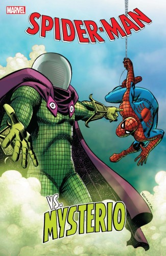 SPIDER-MAN VS MYSTERIO GRAPHIC NOVEL