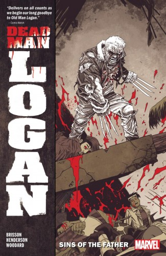 DEAD MAN LOGAN VOLUME 1 SINS OF THE FATHER GRAPHIC NOVEL