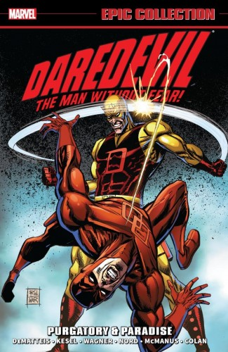 DAREDEVIL EPIC COLLECTION PURGATORY AND PARADISE GRAPHIC NOVEL