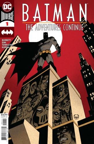 BATMAN THE ADVENTURES CONTINUE #1